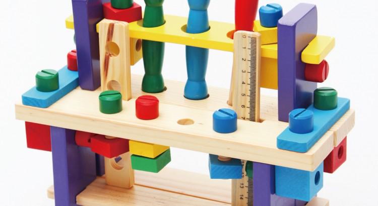 7 dicas de brinquedos de madeira